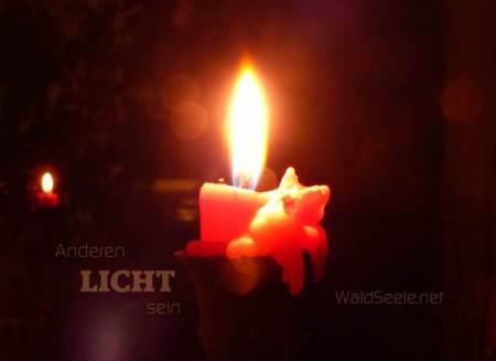 Anderen Licht sein