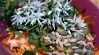mmh :) köstliche Blüten. süß & scharf